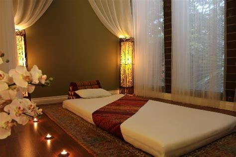 Serenity Floor Plan by Traditional Thai Massage Room Palm Room Picture Of