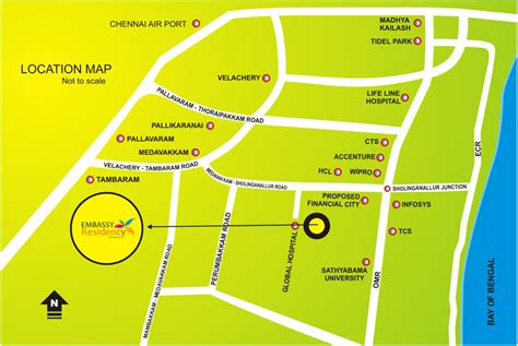 map us consulate chennai overview homebay embassy residency at sholinganallur