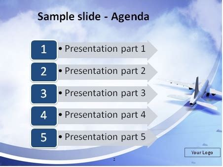 ppt templates free download airplane aviation template powerpoint download aircraft pilots