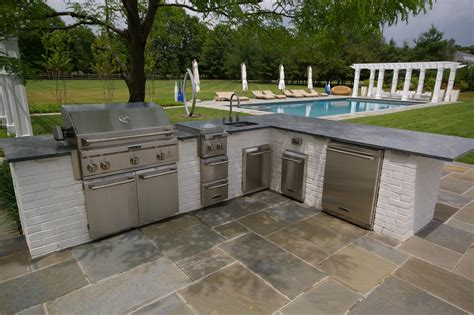 Kitchens Without Islands 4 awesome ideas for your outdoor kitchen
