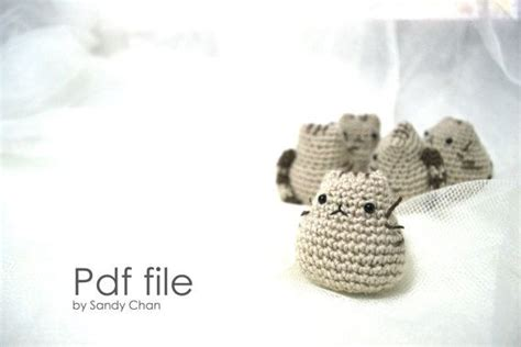 pusheen knitting pattern amigurumi pusheen pattern