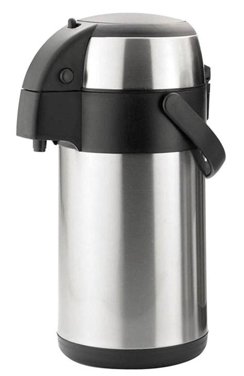 Teko Termos Air Stainless Steel Vacuum Coffee Pot 1 5lt New Promo vacuum coffee carafe circuit diagram maker