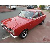 FORD ESCORT MK1 1300GT RED 5 OWNERS GENUINE 49000 MILES