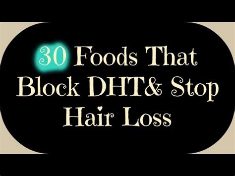 foods that fight dht and 5ar dht program jared gates newhairstylesformen2014 com