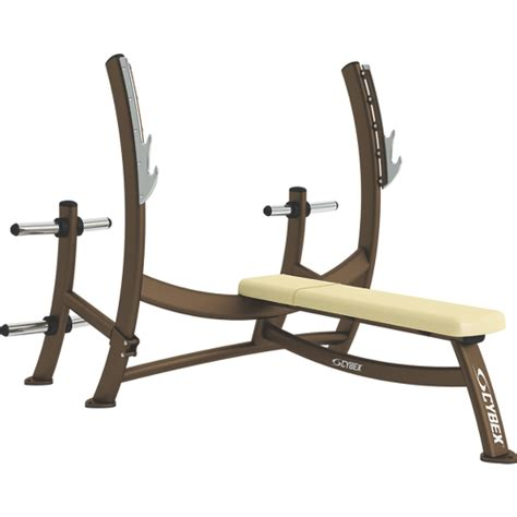 storable weight bench olympic bench press with weight storage cybex
