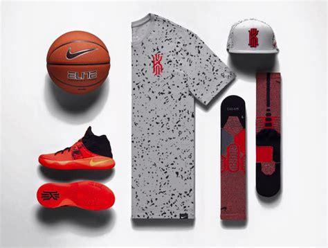 Tshirt Kyrie Nike Niron Cloth nike kyrie 2 inferno clothing sneakerfits