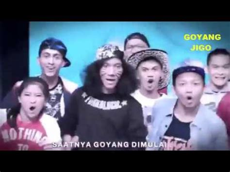 tutorial video gojigo gojigo goyang jigo 25 sctv tutorial youtube