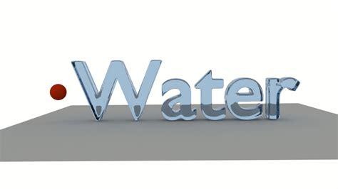 blender tutorial tutor4u water text another tutor4u tutorial i did blender