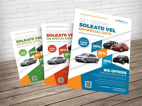 indesign ad templates automotive car flyer ad indesign template by jbn comilla