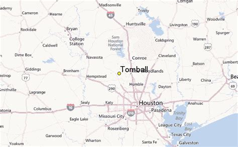 tomball texas map tomball weather station record historical weather for tomball texas