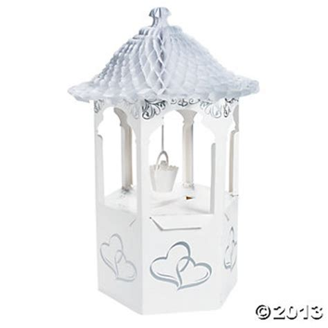 Wedding Card Box: Wishing Well Party Supplies Canada