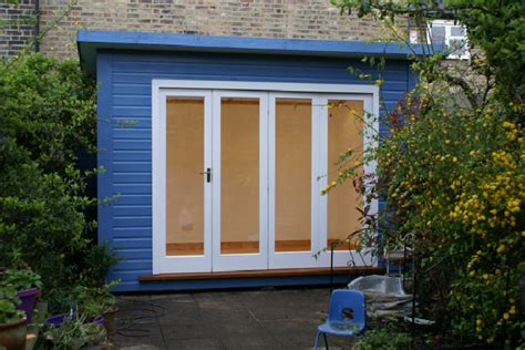 Blue Shed Studios by Refresheddesigns 11 Reasons To Turn A Garden Shed Into