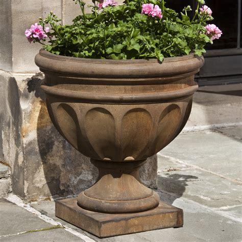 Cast Planters cania international augusta cast urn planter