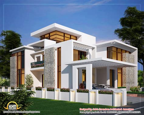 modern house styles 6 awesome dream homes plans indian home decor
