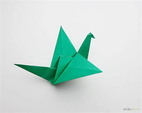 Flapping Crane Origami - best 25 origami flapping bird ideas on