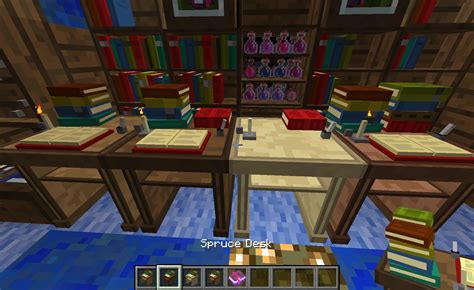 bibliocraft minecraft book and storage mod top of the mods