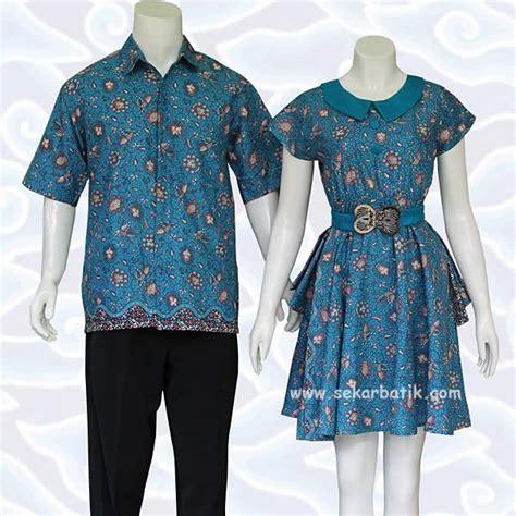 Batik Dresscouplemodis batik sarimbit toska 77 koleksi terbaru toko batik www sekarbatik dress