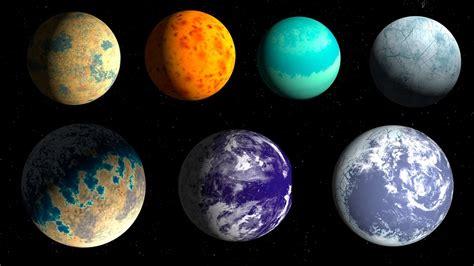 imagenes extrañas de otros planetas nasa confirma siete planetas como la tierra youtube