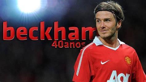 biography de david beckham ex jogador de futebol que tamb 233 m 233 modelo e ator nas