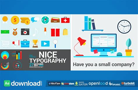 Explainer Video Templates Videohive Template Free Download Free After Effects Template Explainer Template