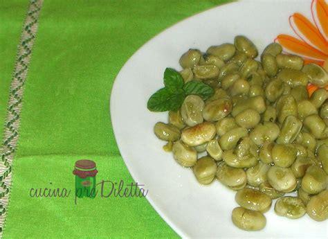 ricette per cucinare le fave fresche fave fresche saporite ricetta contorno cucina prediletta