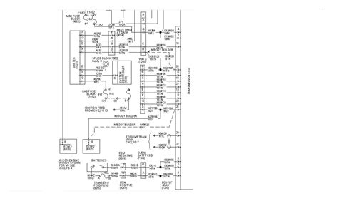2007 international 4300 starter wiring diagram wiring