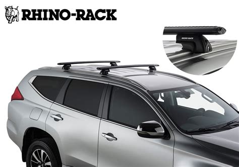 Cross Bar Hitam Jepit Roof Rail Mitsubishi Pajero Sport 2015 pajero sports roof rack sydney