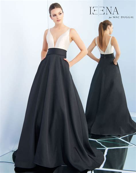 ieena duggal ball gown