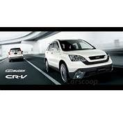Honda Cr V 2007 Tune Tuning News Carscoop Autos Auto Car