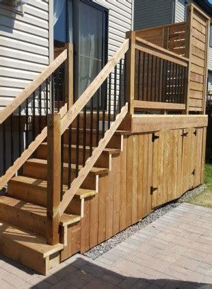 re de patio en aluminium barreaux en aluminium gatineau outaouais hull aylmer