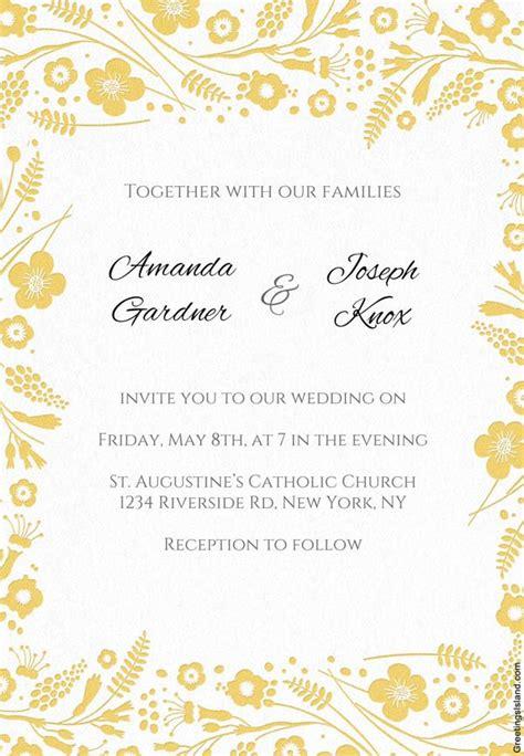 invitacines para boda para imprimir y editar imagui 10 invitaciones de boda para imprimir vintage y 161 161 gratis