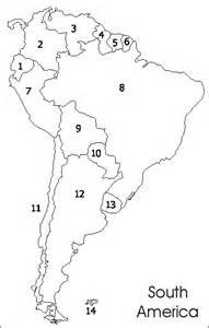 map of and south america blank blank map south america central america