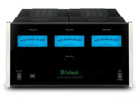 mcintosh mc  channel power amplifier home cinema