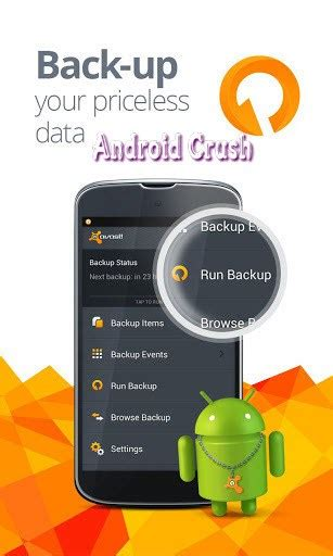 best mobile backup app best backup apps for android 2017 android crush