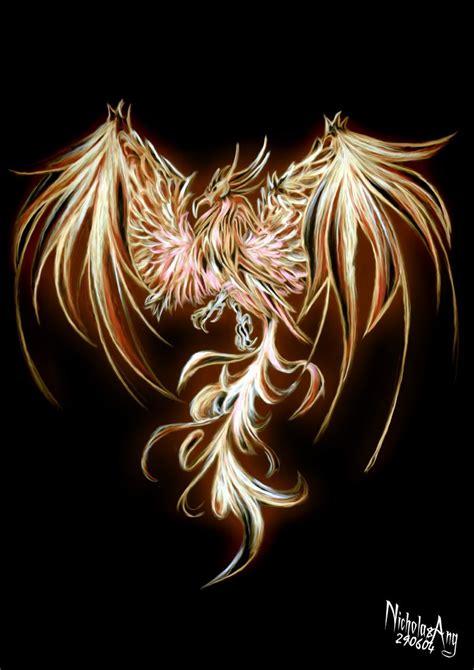 fire phoenix tattoo designs by teran80 on deviantart lovely