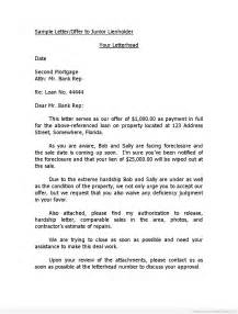 sample of offer letter for real estate free printable