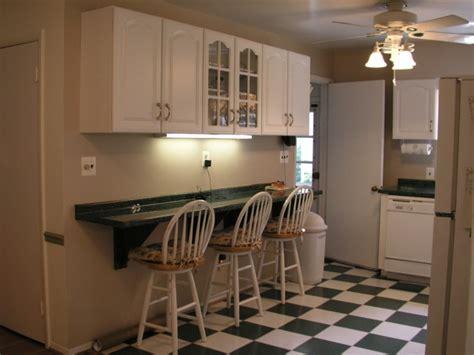 small kitchens  breakfast bars