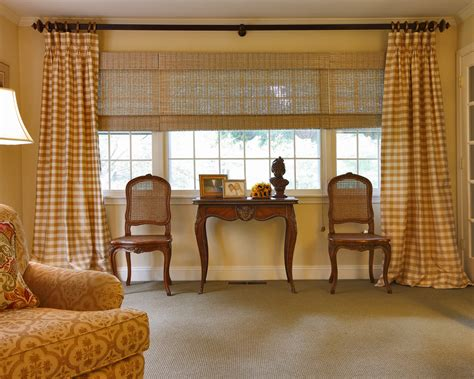 simple window treatments ask olga how can traditional window treatments look less
