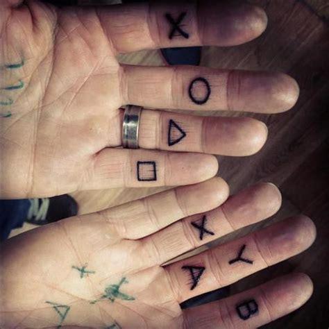 tattoo finger lettering finger lettering tattoo by triple six studios