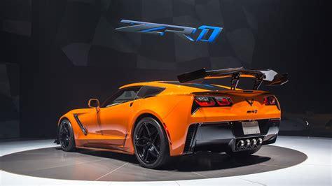 2019 Corvette Zr1 by American Debut Of 2019 Corvette Zr1 Tonight In Los