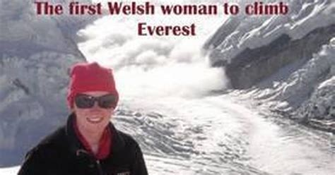 film everest cardiff review of peak performance the first welsh woman to climb