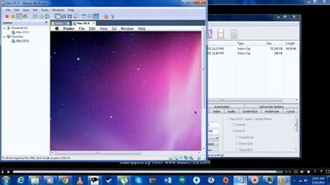 how to run windows on mac os 10 how to run mac os x 10 6 snow leopard on windows easy