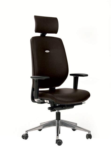 fauteuil de bureau avec appui tete fauteuil de bureau artech cuir pi 233 tement aluminium