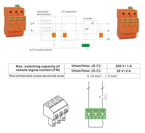 wiring diagram for a surge protective device get free