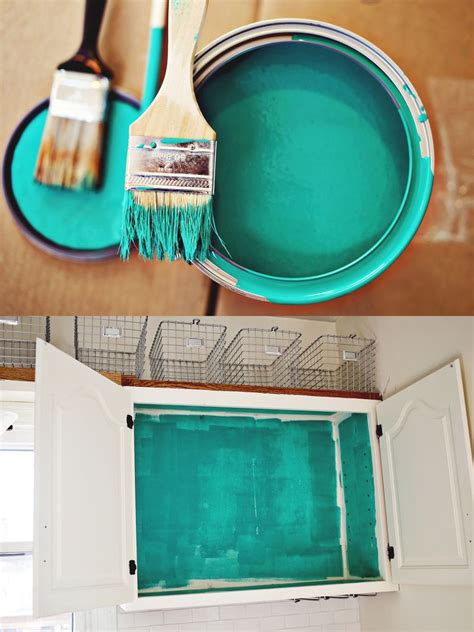 do you paint the inside of kitchen cabinets paint inside kitchen cabinets should you should you paint