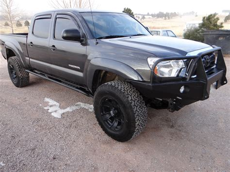 2014 Toyota Tacoma Front Bumper 2005 2014 Tacoma Front Winch Bumper Toyota Store