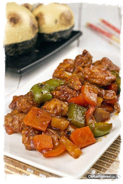 cocina china tradicional cerdo agridulce cocina china tradicional recetas de