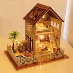 Dollhouse Handmade - aliexpress buy handmade miniature dollhouse diy doll