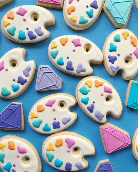 cookie designs when graphic designer uses design skills to make cookies