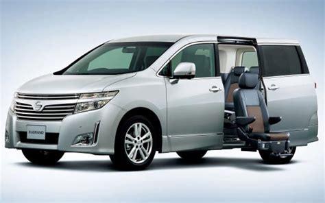 2015 Toyota Alphard 3 5 V6 Na nissan elgrand 2011 minivan de alto luxo 233 mostrada